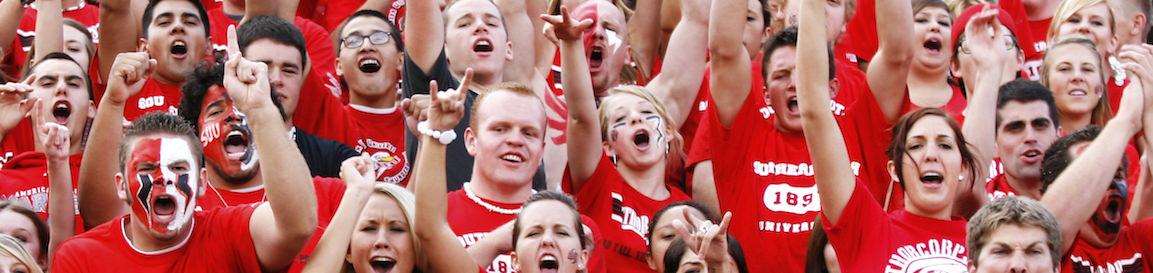 Urheilustipendit USA:n yliopistourheiluun