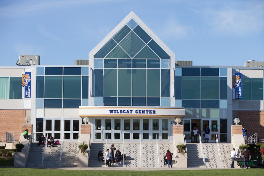 kingsley, disc 1337, family weekend 2012, harborside, wildcat center