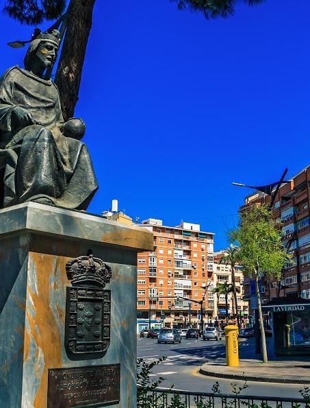 Murcian kaupunki Espanjassa