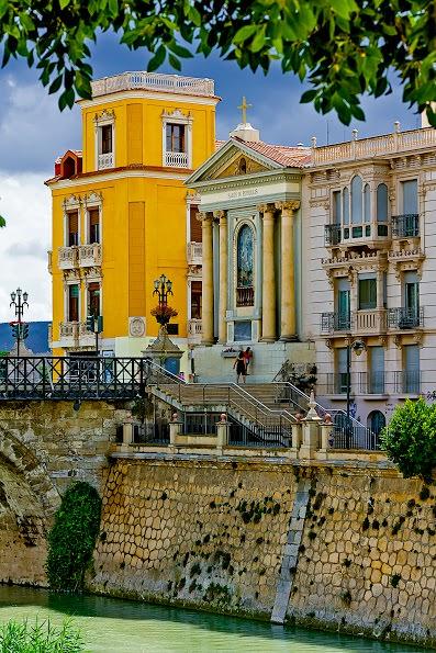 Opiskele Espanjan Murcian idyllisen kauniissa ympäritössä