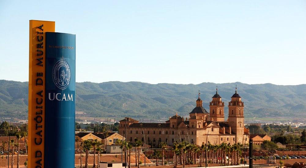 Lähde opiskelemaan Espanjaan! UCAM LaLiga yliopistossa on tarjolla huipputason opetusta liikuntatieteissä.