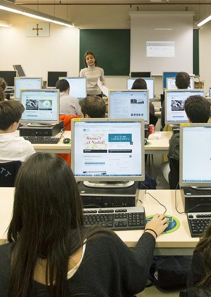 Espanjaan opiskelemaan - UIC Barcelona