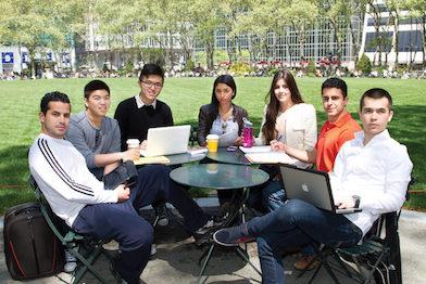 Berkeley College - opiskelu USA:ssa