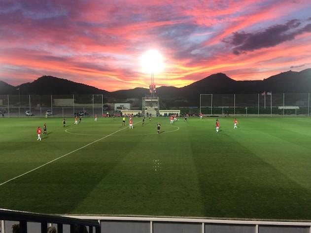 Naisten jalkapalloa USA – Norja