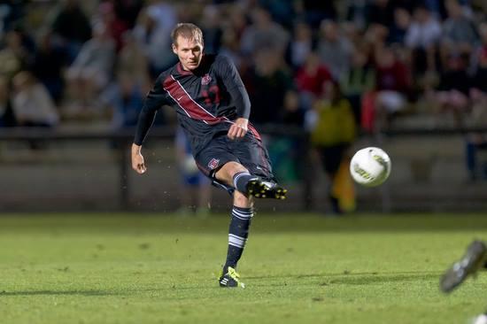 USA:n yliopistourheilusta jalkapalloammattilaiseksi siirtynyt Adam Jahn haastattelussa.