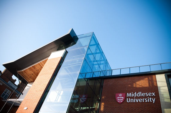 Middlesex University London - Yliopistoon ulkomaille
